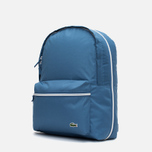 Рюкзак Lacoste Backcroc Blue фото- 1