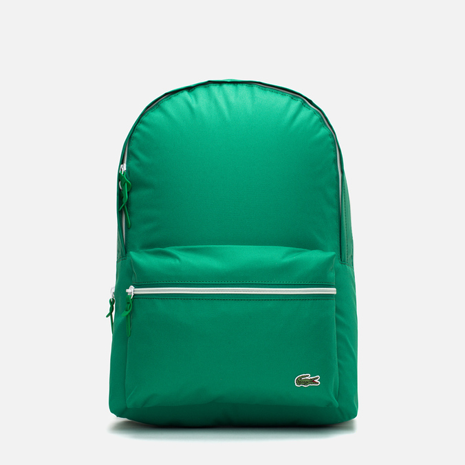 Рюкзак Lacoste Backcroc Green