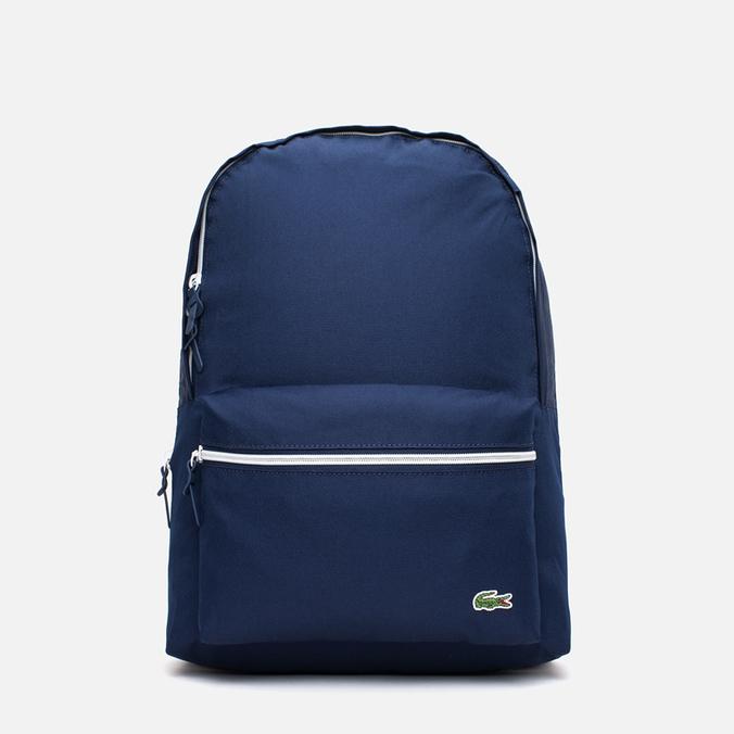 Lacoste Backcroc Backpack Indigo