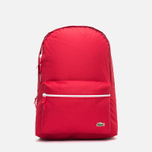 Рюкзак Lacoste Backcroc Red фото- 0