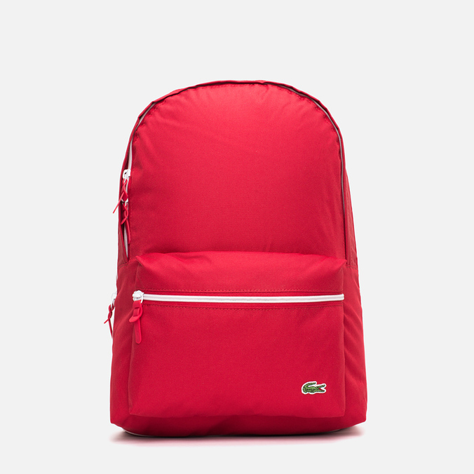 Рюкзак Lacoste Backcroc Red