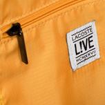 Lacoste Live Basic Multiple Pockets Backpack Tannin Nine Iron photo- 14