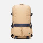 Lacoste Live Basic Multiple Pockets Backpack Tannin Nine Iron photo- 0