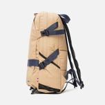 Lacoste Live Basic Multiple Pockets Backpack Tannin Nine Iron photo- 2