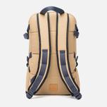 Lacoste Live Basic Multiple Pockets Backpack Tannin Nine Iron photo- 3