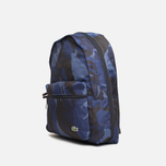 Рюкзак Lacoste Small Backpack Blue Mountain фото- 1