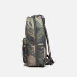 Lacoste Small Backpack Green Mountain photo- 2