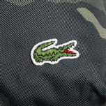 Lacoste Small Backpack Green Mountain photo- 4