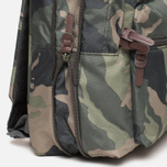 Lacoste Small Backpack Green Mountain photo- 5