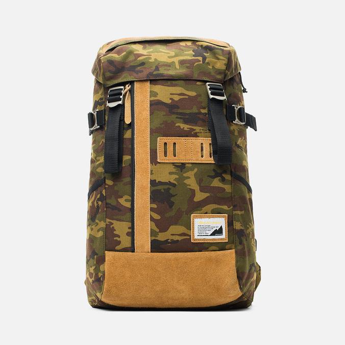 Рюкзак Master-Piece x Be@rbrick Mountain Pack Camo