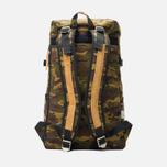Рюкзак Master-piece x Be@rbrick Mountain Pack Camo фото- 2