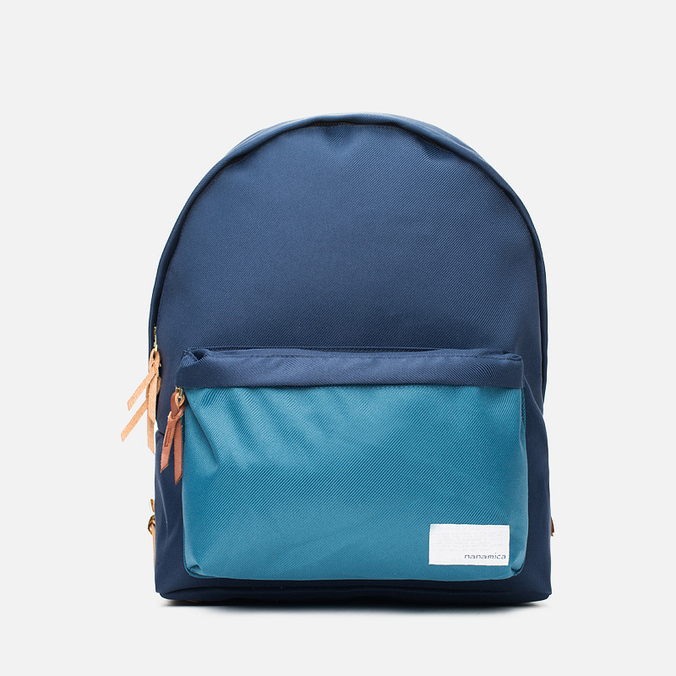 Рюкзак Nanamica Day Pack Navy/Blue Gray