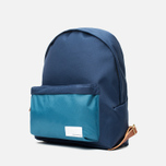 Рюкзак Nanamica Day Pack Navy/Blue Gray фото- 1