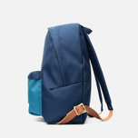 Рюкзак Nanamica Day Pack Navy/Blue Gray фото- 2