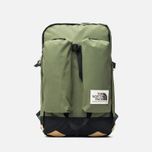 Рюкзак The North Face Crevasse Burnt Olive Green/Black фото- 0