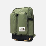 Рюкзак The North Face Crevasse Burnt Olive Green/Black фото- 1