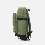 Рюкзак The North Face Crevasse Burnt Olive Green/Black фото- 2