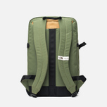 Рюкзак The North Face Crevasse Burnt Olive Green/Black фото- 3