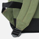 Рюкзак The North Face Crevasse Burnt Olive Green/Black фото- 9