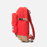 Рюкзак The North Face Crevasse Fiery Red/Moab Khaki фото- 2