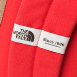 Рюкзак The North Face Crevasse Fiery Red/Moab Khaki фото- 5