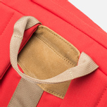 Рюкзак The North Face Crevasse Fiery Red/Moab Khaki фото- 8