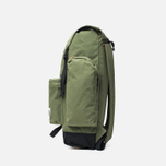Рюкзак The North Face Rucksack Burnt Olive Green/Black фото- 2