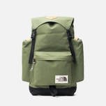 Рюкзак The North Face Rucksack Burnt Olive Green/Black фото- 0