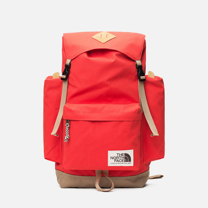 Рюкзак The North Face Rucksack Fiery Red/Moab Khaki