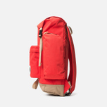 Рюкзак The North Face Rucksack Fiery Red/Moab Khaki фото- 2