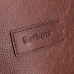 Сумка Barbour Leather Briefcase Brown фото- 4