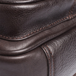 Barbour Leather City Tarras Bag Dark Brown photo- 14