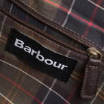 Barbour Leather City Tarras Bag Dark Brown photo- 13