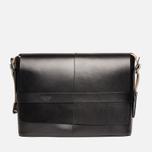 Сумка Brooks England Barbican Medium Leather Black фото- 0