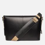 Сумка Brooks England Barbican Medium Leather Black фото- 3