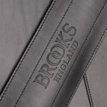 Сумка Brooks England Barbican Medium Leather Black фото- 6