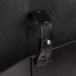 Сумка Brooks England Barbican Medium Leather Black фото- 9