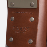 Сумка Brooks England Barbican Medium Leather Brown фото- 4