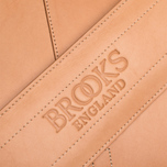 Сумка Brooks England Barbican Medium Leather Natural фото- 6