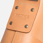 Сумка Brooks England Barbican Medium Leather Natural фото- 4