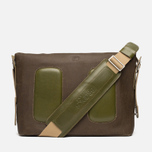 Сумка Brooks England Barbican Messenger Medium Bag Moss фото- 3