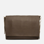Сумка Brooks England Barbican Messenger Medium Bag Moss фото- 0
