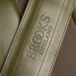 Сумка Brooks England Barbican Messenger Medium Bag Moss фото- 7