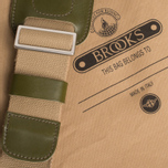 Сумка Brooks England Barbican Messenger Medium Bag Moss фото- 9