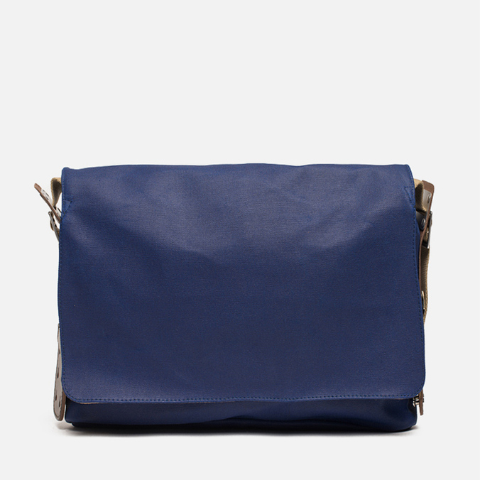 Brooks England Paddington Bag Blue