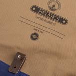 Brooks England Paddington Bag Blue photo- 7