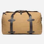 Сумка Filson Duffle Bag Medium Tan фото- 0