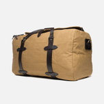 Filson Duffle Bag Medium Tan photo- 1