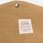 Filson Duffle Bag Medium Tan photo- 7