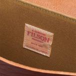 Filson Leather Brief Cognac photo- 9